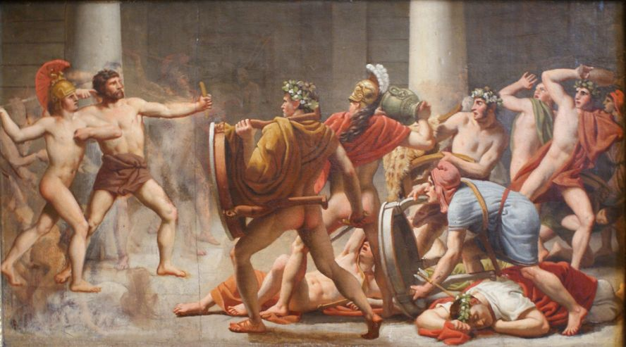 telemachus the real hero
